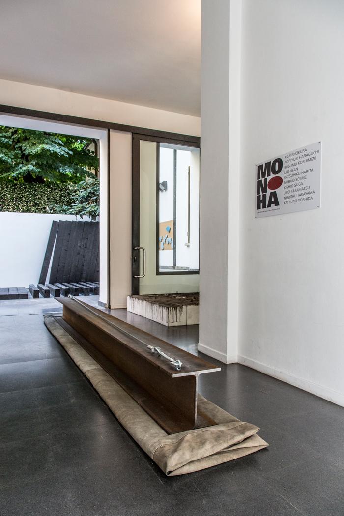 Fondazione Mudima, Milano, Maggio 2015, N. Haraguchi, N. Takayama. © Foto di Fabio Mantegna per Fondazione Mudima
