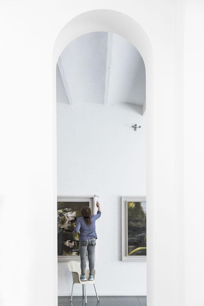 Photo by Fabio Mantegna, courtesy Fondazione Mudima